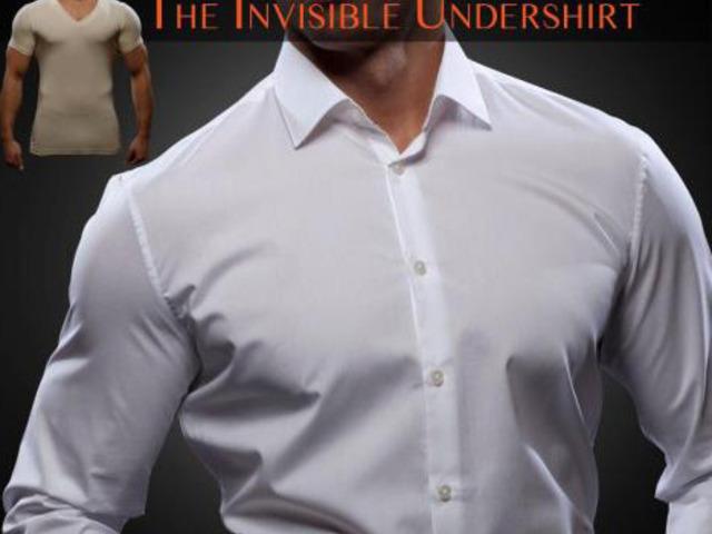 The Invisible Undershirt By Sloane Men Kickstarter