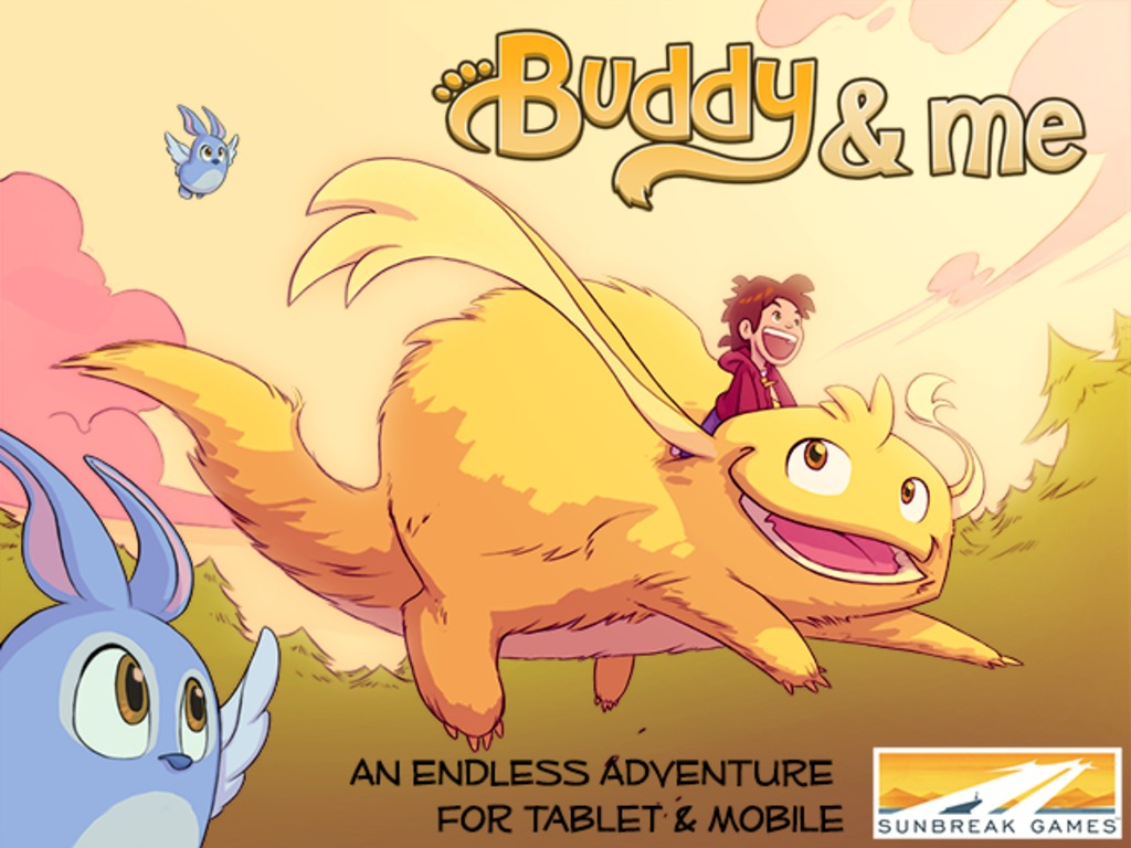 Buddy & Me's video poster