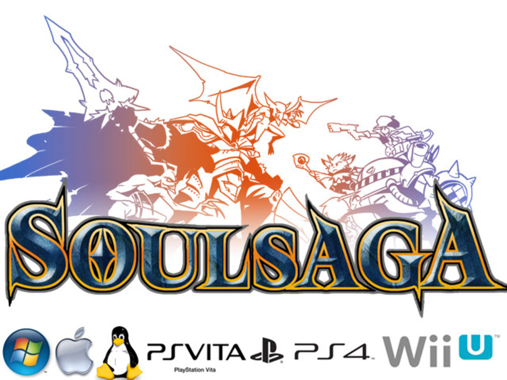 Soul Saga!  A J-RPG inspired by Playstation classics.'s video poster