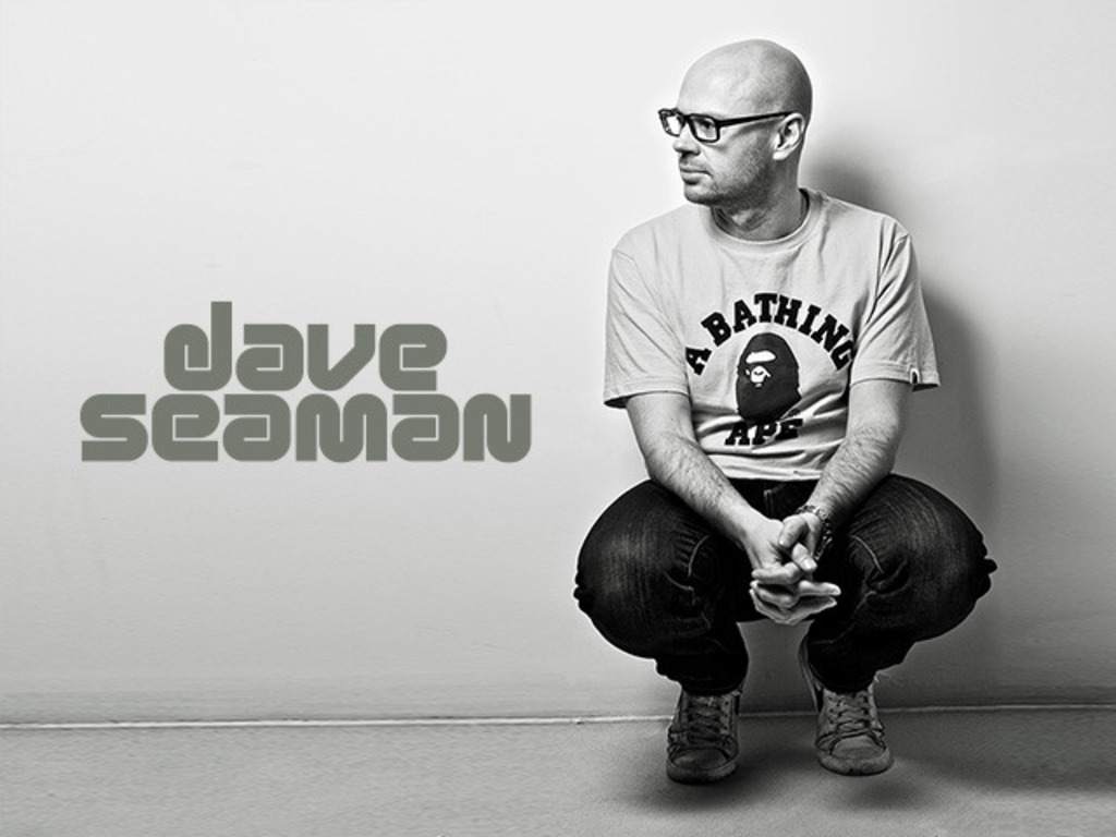 Dave Seaman Kickstarter  DJ mix compilation's video poster