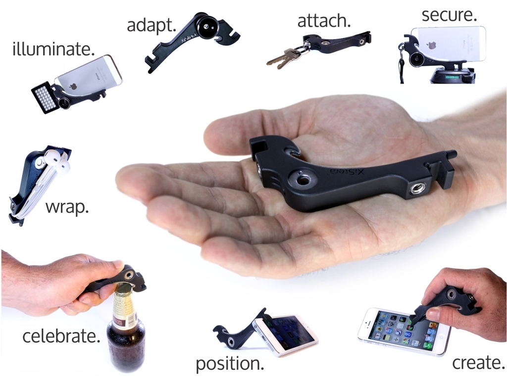 XiStera - 8 functions for iPhone 5 in the palm of your hand.'s video poster