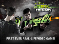 Tek Recon - The First Real Life Video Game