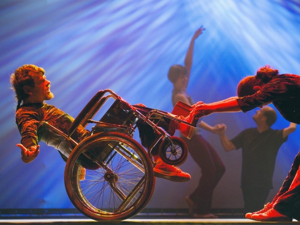 DanceAbility Documentary in Asia's video poster