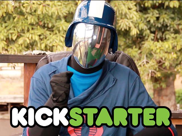 Kickstart Cobra by Cobra Commander Kickstarter