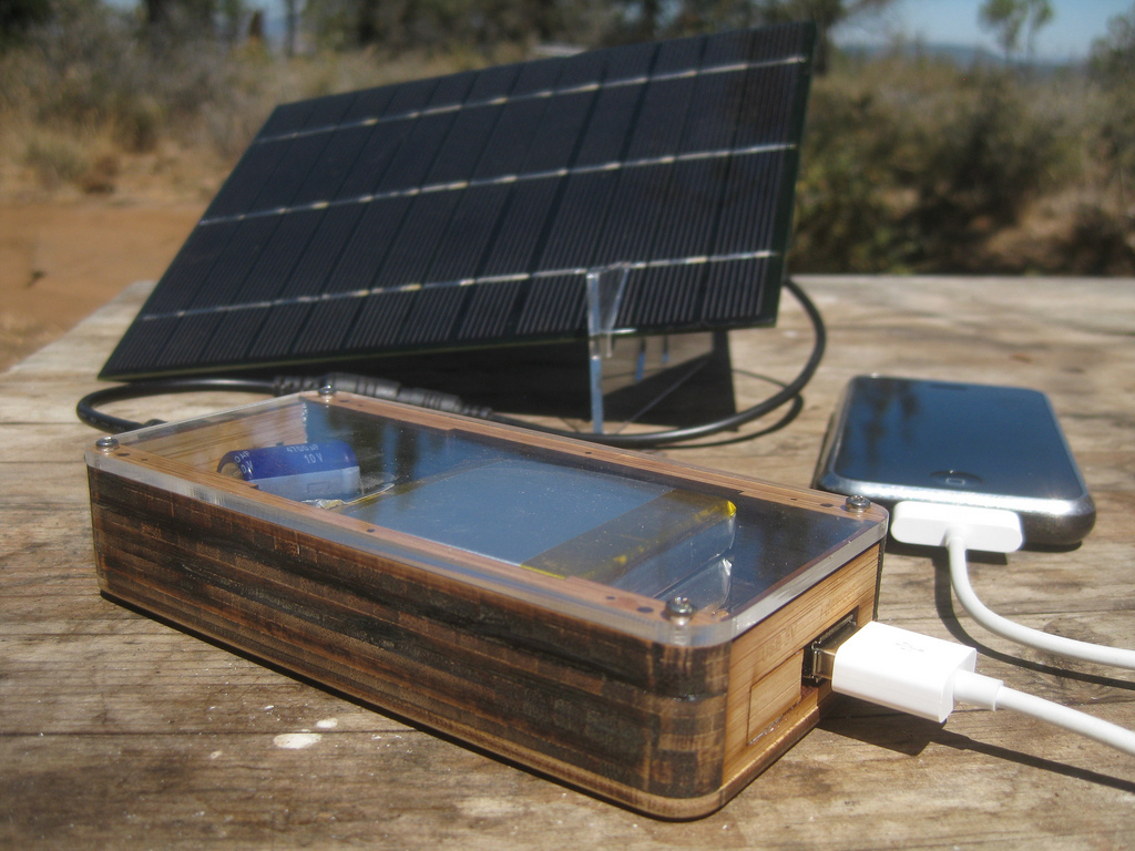 BootstrapSolar Portable Power Pack Kit's video poster
