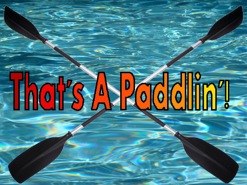 That's A Paddlin': An Adventure Down The Mississippi River's video poster