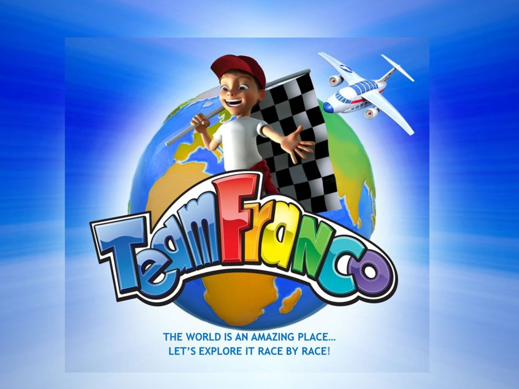 TEAM FRANCO: Animated Cartoon TV series's video poster