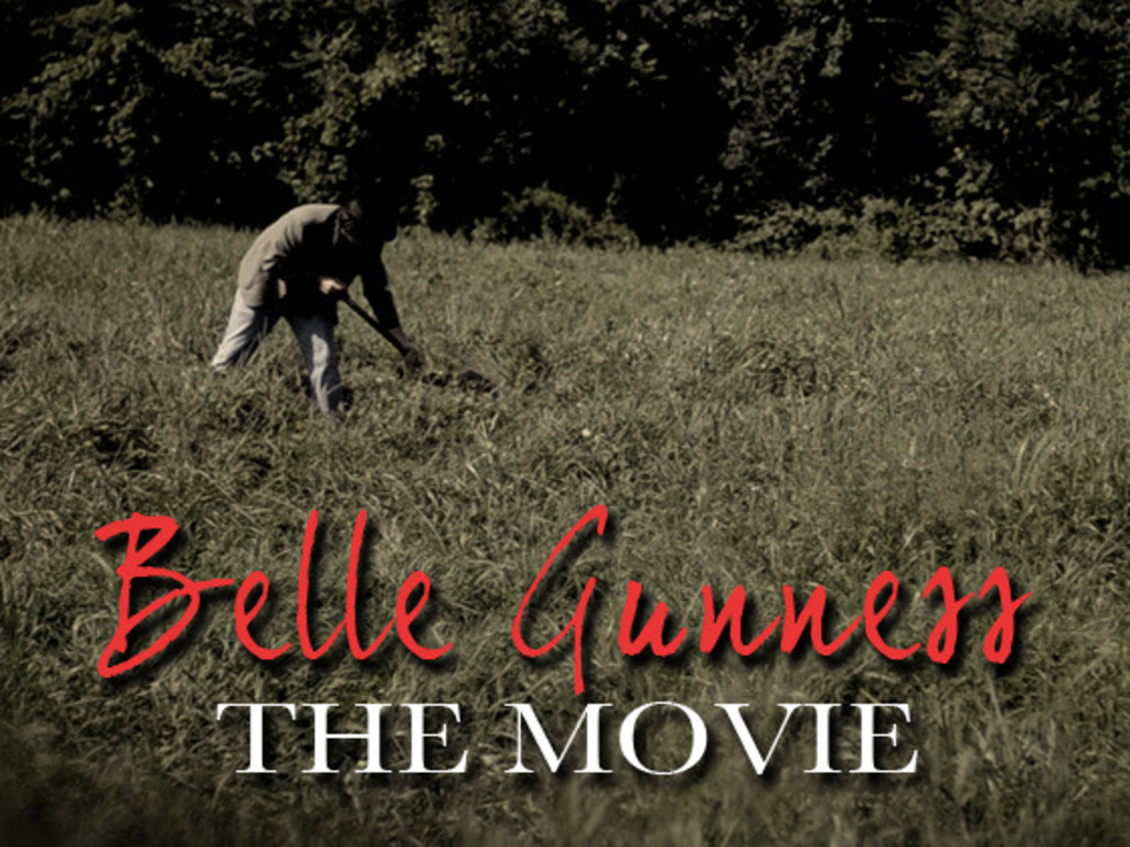 Belle Gunness: The Movie's video poster
