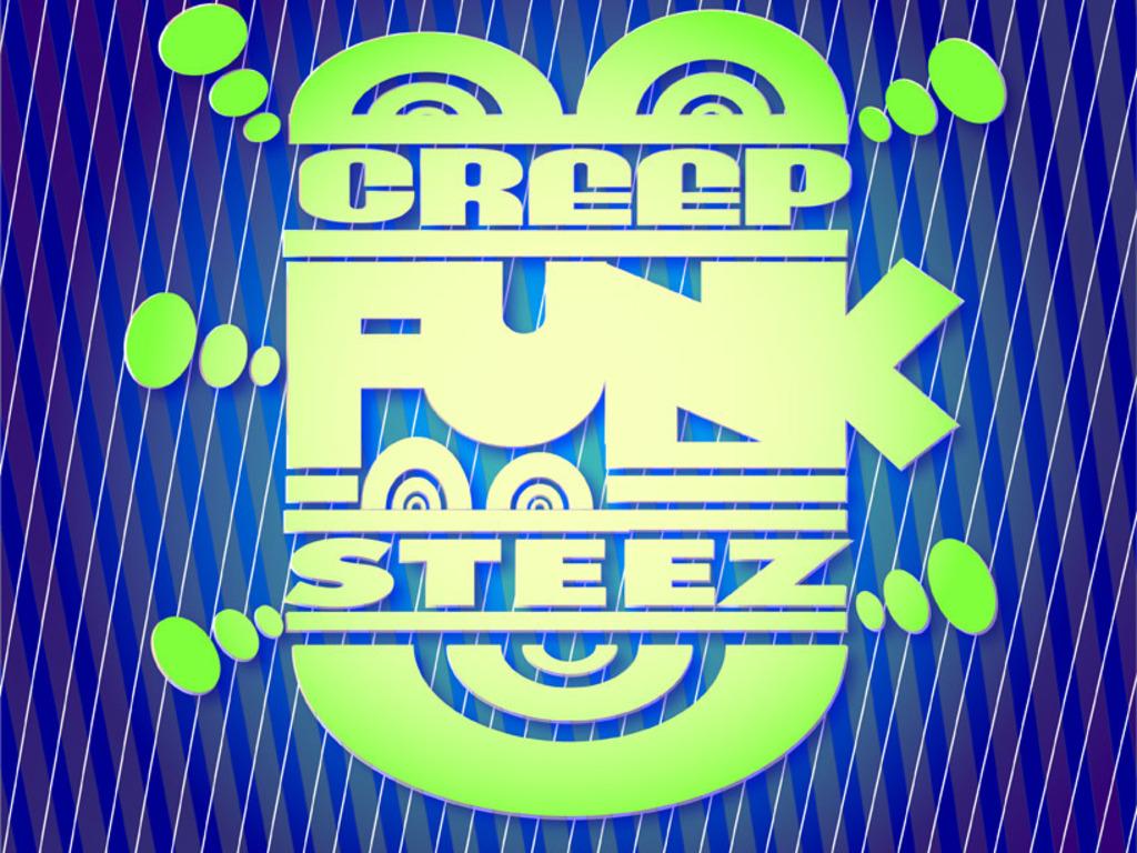 STEEZ ~~ NEW ALBUM ~~ CREEPFUNK TO THE NEXT LEVEL's video poster