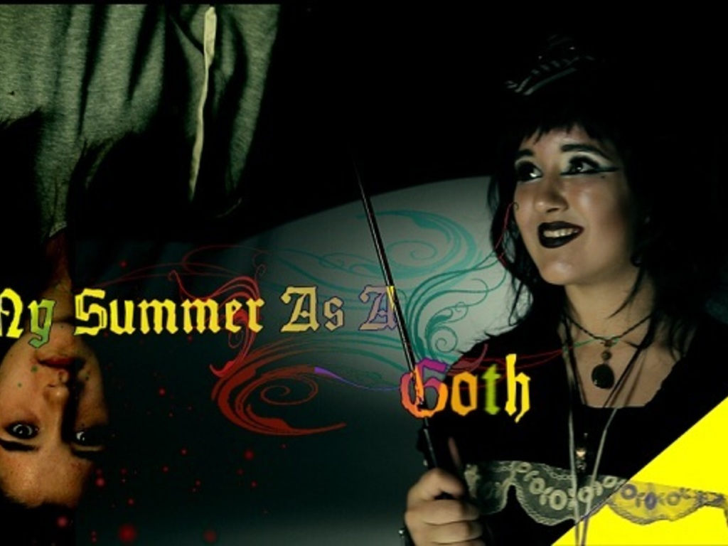 My Summer As A Goth's video poster