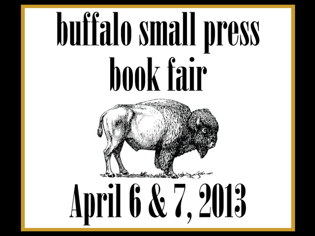 buffalo small press book fair