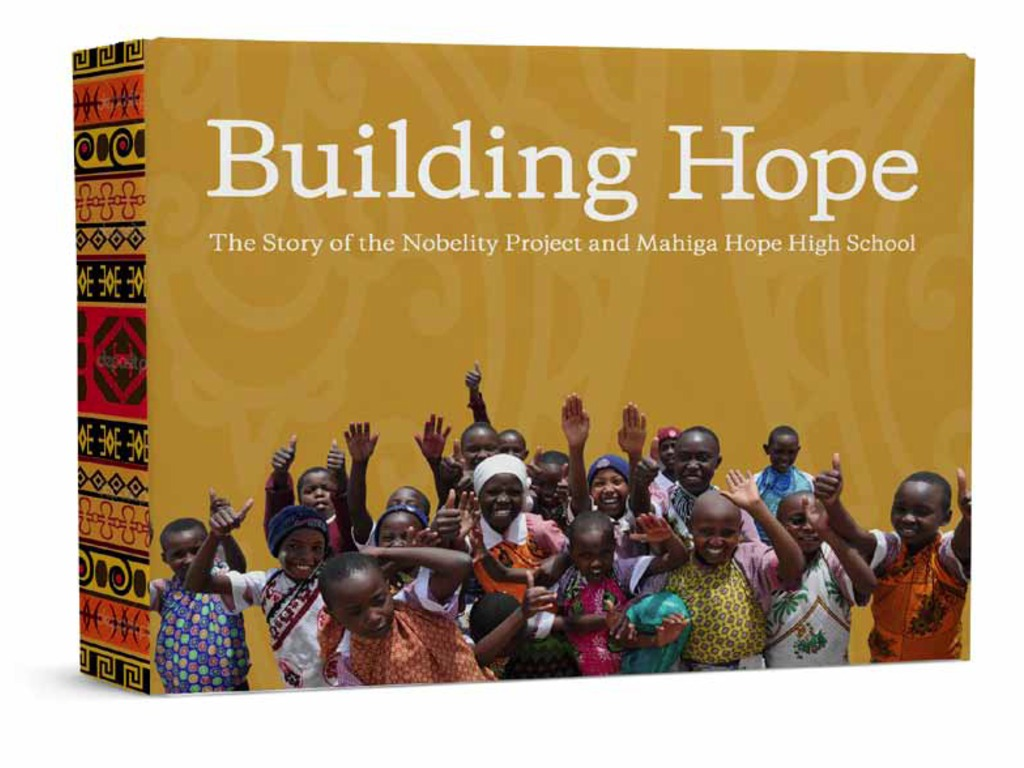 BUILDING HOPE - the book and movie special edition's video poster
