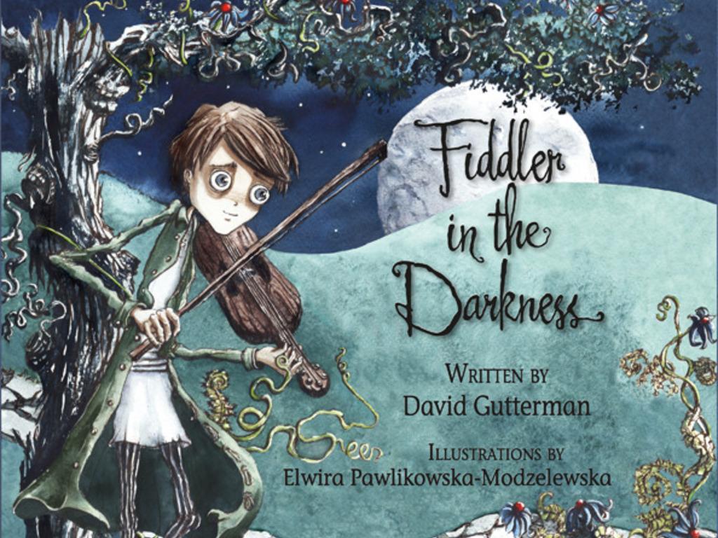 Fiddler in the Darkness - Children's Book's video poster