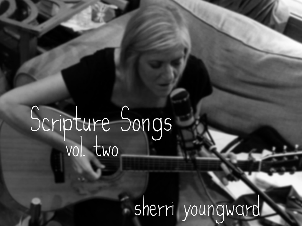 Sherri Youngward : Scripture Songs, Volume II's video poster