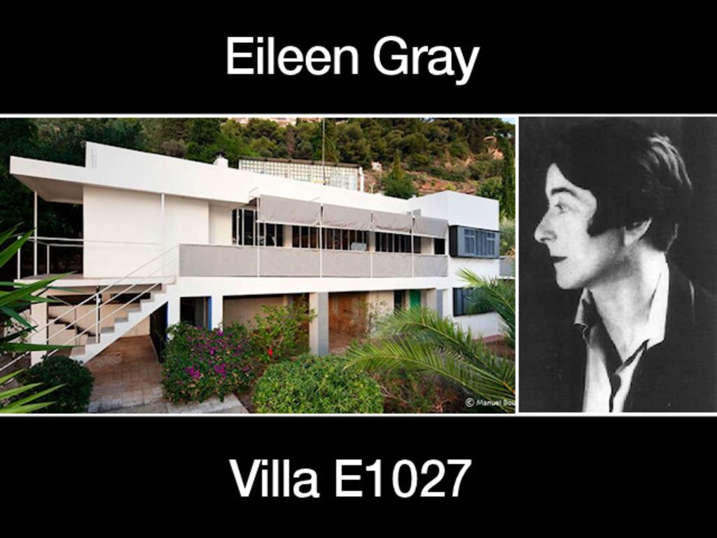 EILEEN GRAY - VILLA E1027, MAISON EN BORD DE MER's video poster
