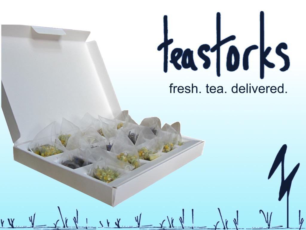 teastorks. fresh tea. delivered.'s video poster
