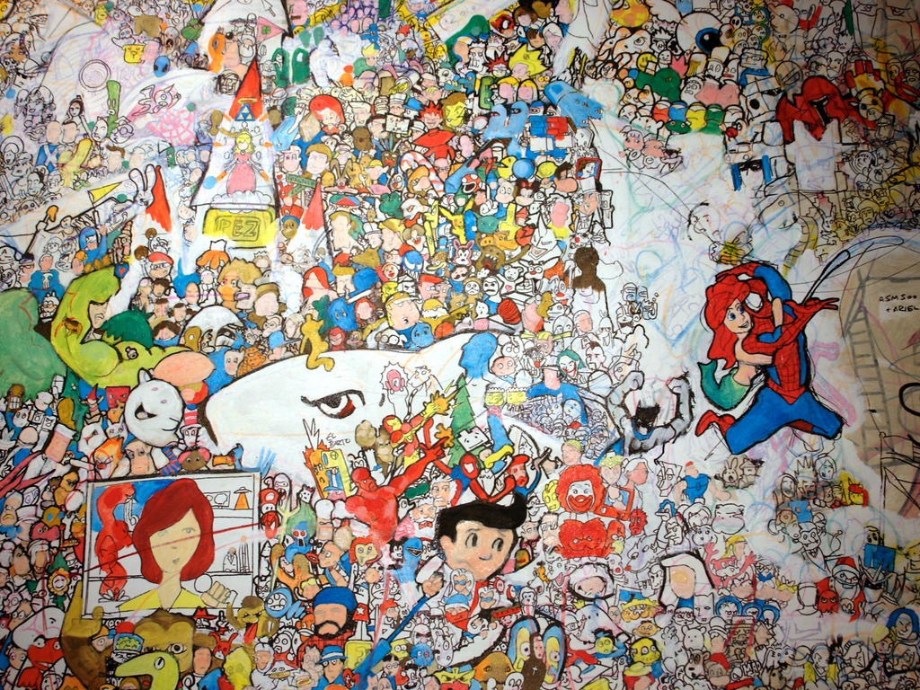 The Cartoonuum's video poster