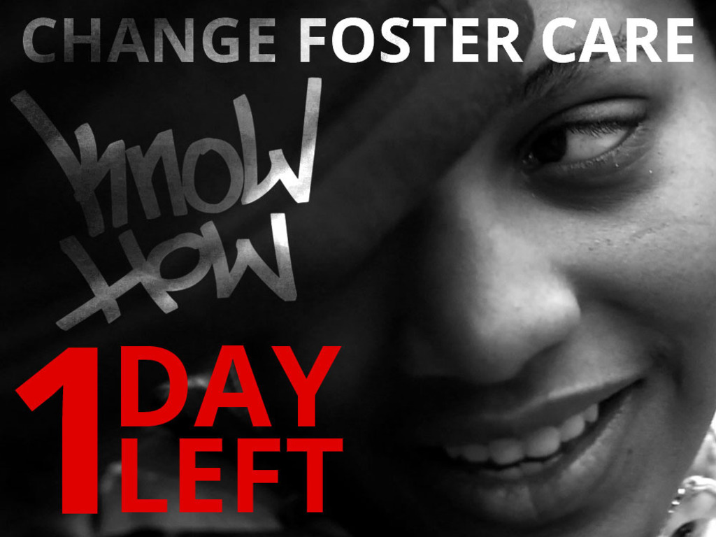 KNOW HOW: Finishing a film by and about foster care youth's video poster