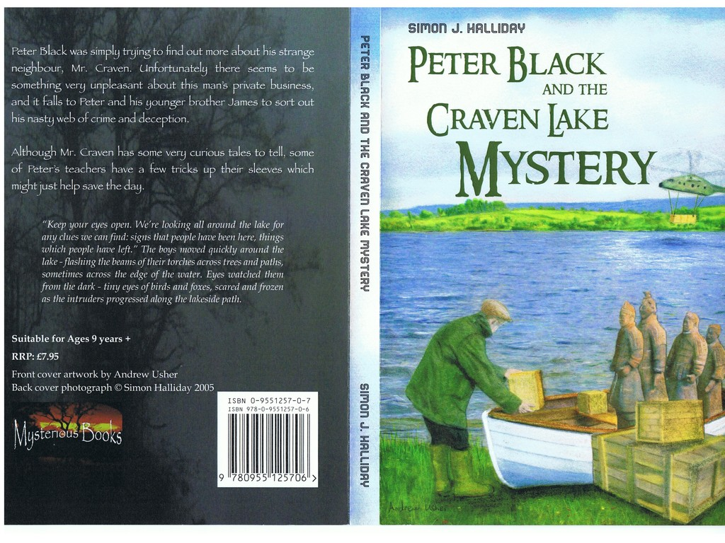 Peter Black and the Craven Lake Mystery's video poster