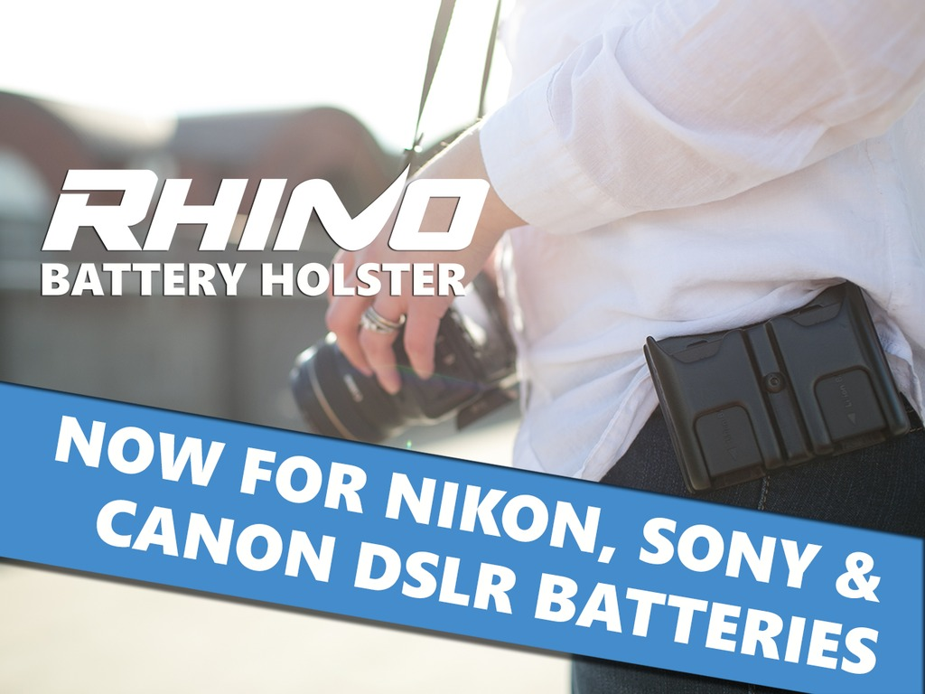 Rhino Battery Holster's video poster