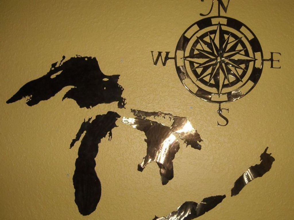 Great Lakes Metal Wall Art Collection's video poster