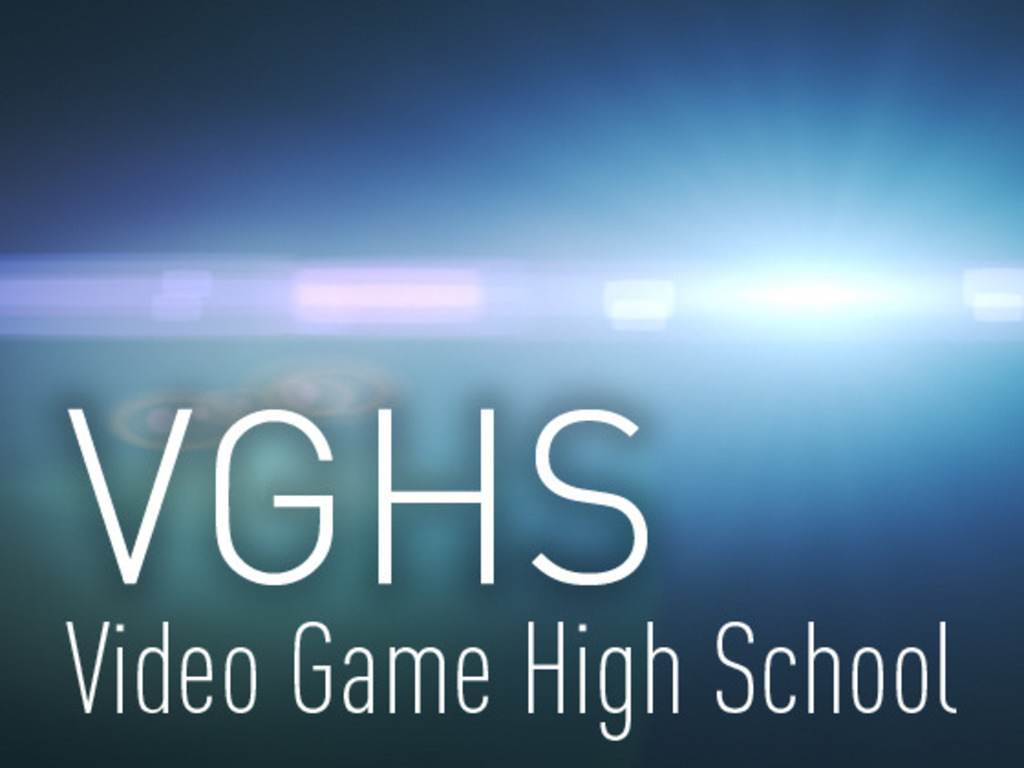 Video Game High School's video poster