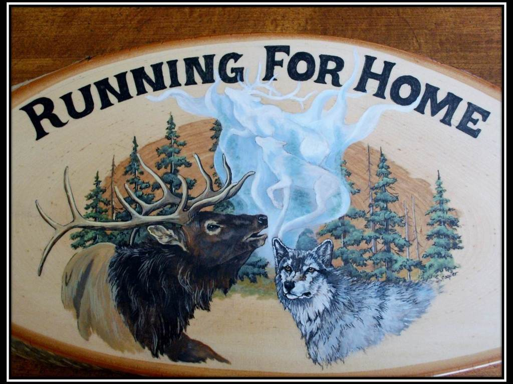 Running for Home: A book for all ages's video poster