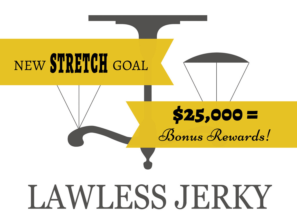 Lawless Jerky: Small Batch, Hand-Crafted Beef Jerky's video poster