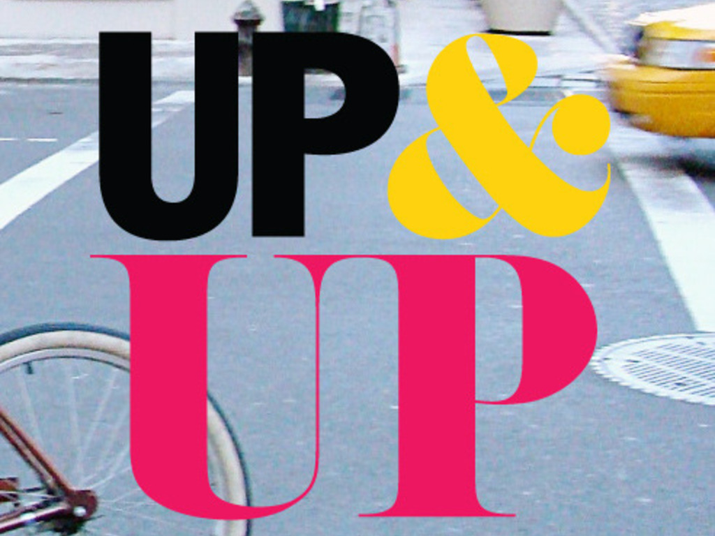 Up and Up: A New York City Webseries's video poster