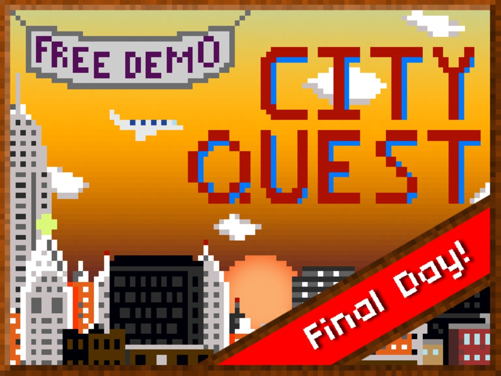 City Quest: A Point & Click Adventure's video poster