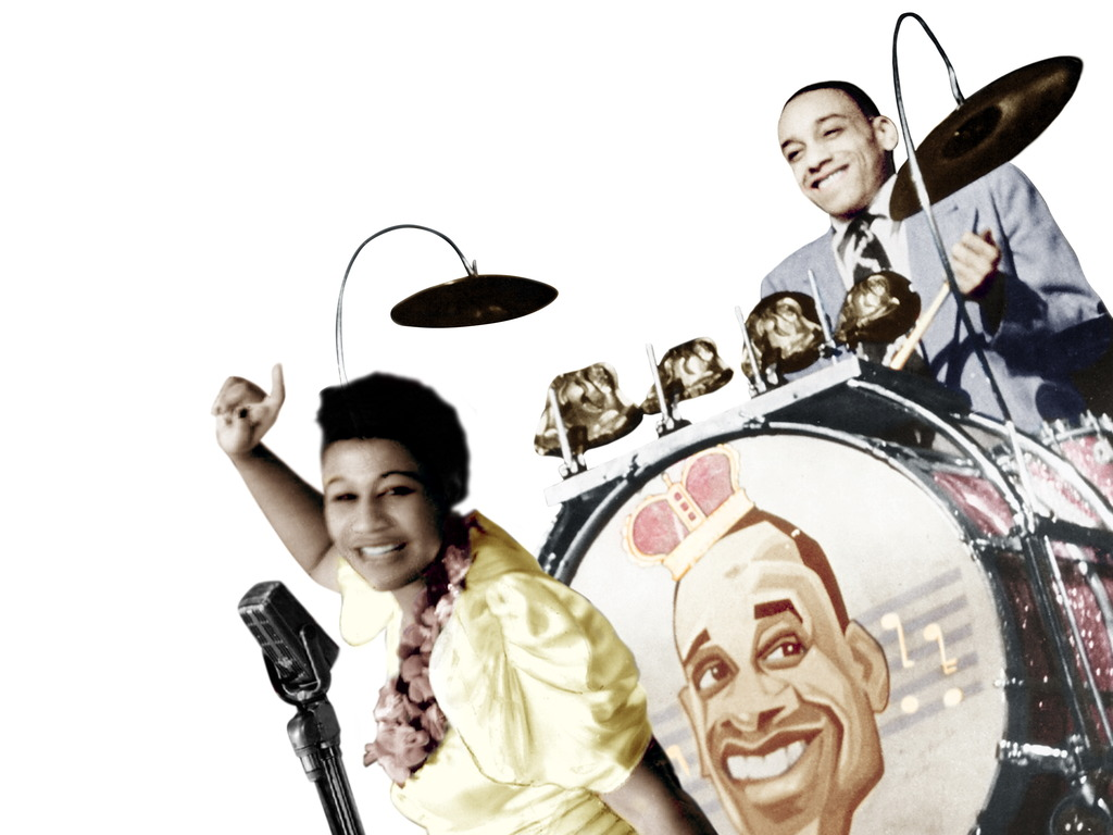 The Savoy King: Chick Webb & the Music That Changed America's video poster