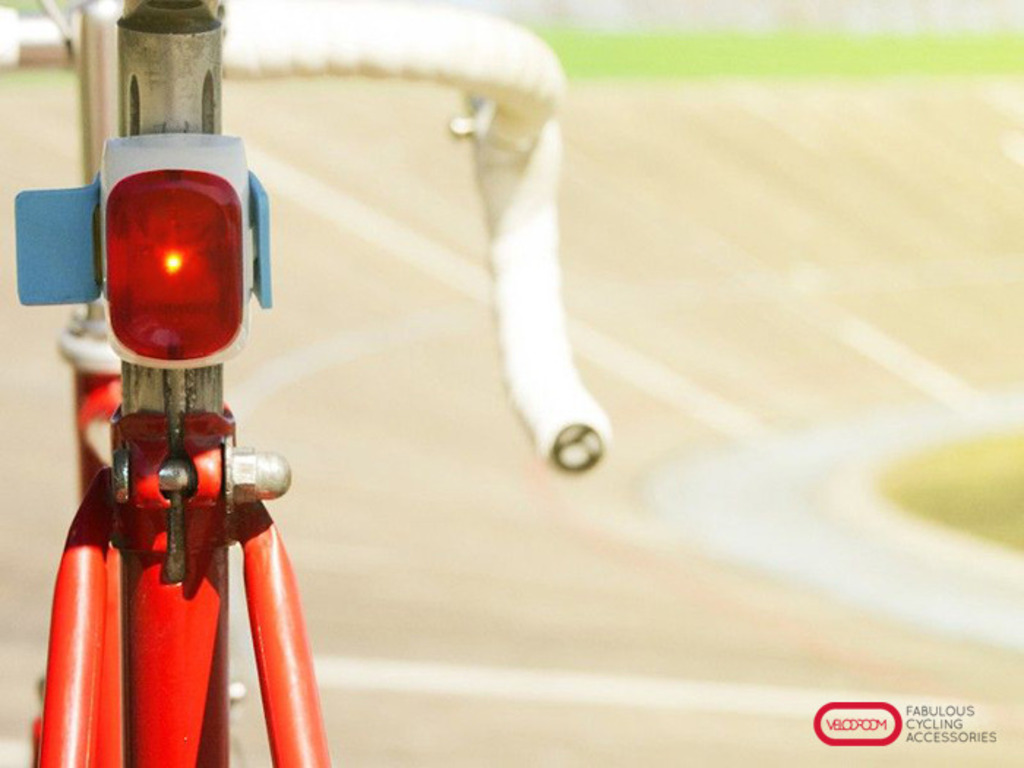 Velodroom's Smart Bicycle Light's video poster