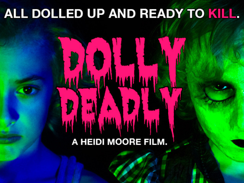 DOLLY DEADLY: A Psychological Horror Extravaganza!'s video poster