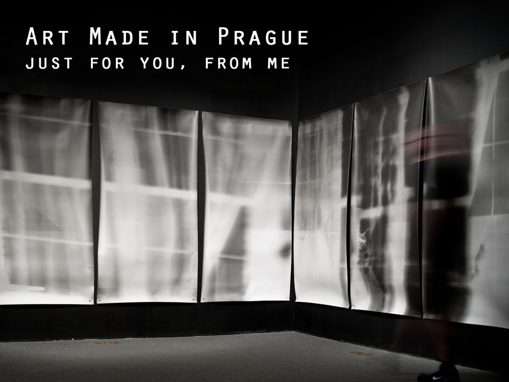 Amy Makes Art in Prague's video poster