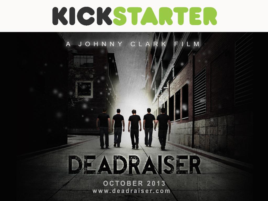 DEADRAISER   A Film About Supernatural Resurrection's video poster