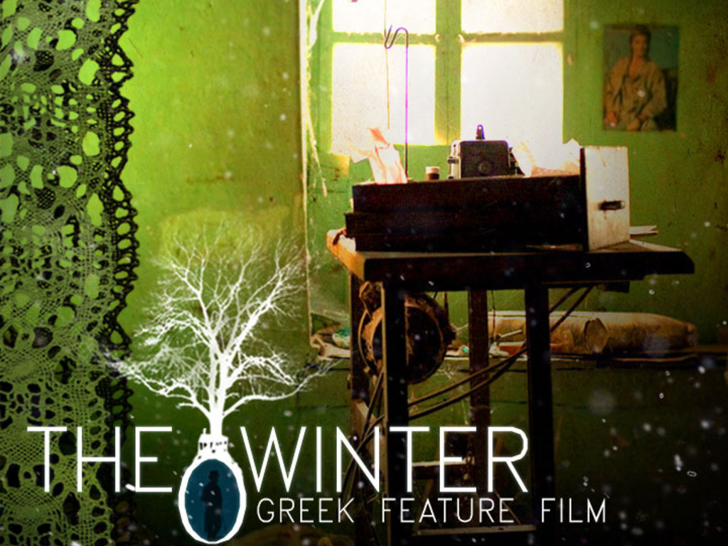 The Winter - the first Greek feature film by Melancholy Star's video poster