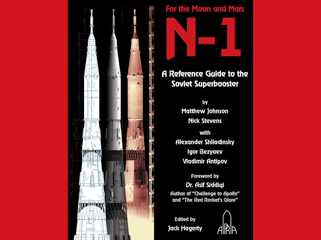 N-1 For the Moon and Mars: The Soviet Superbooster's video poster