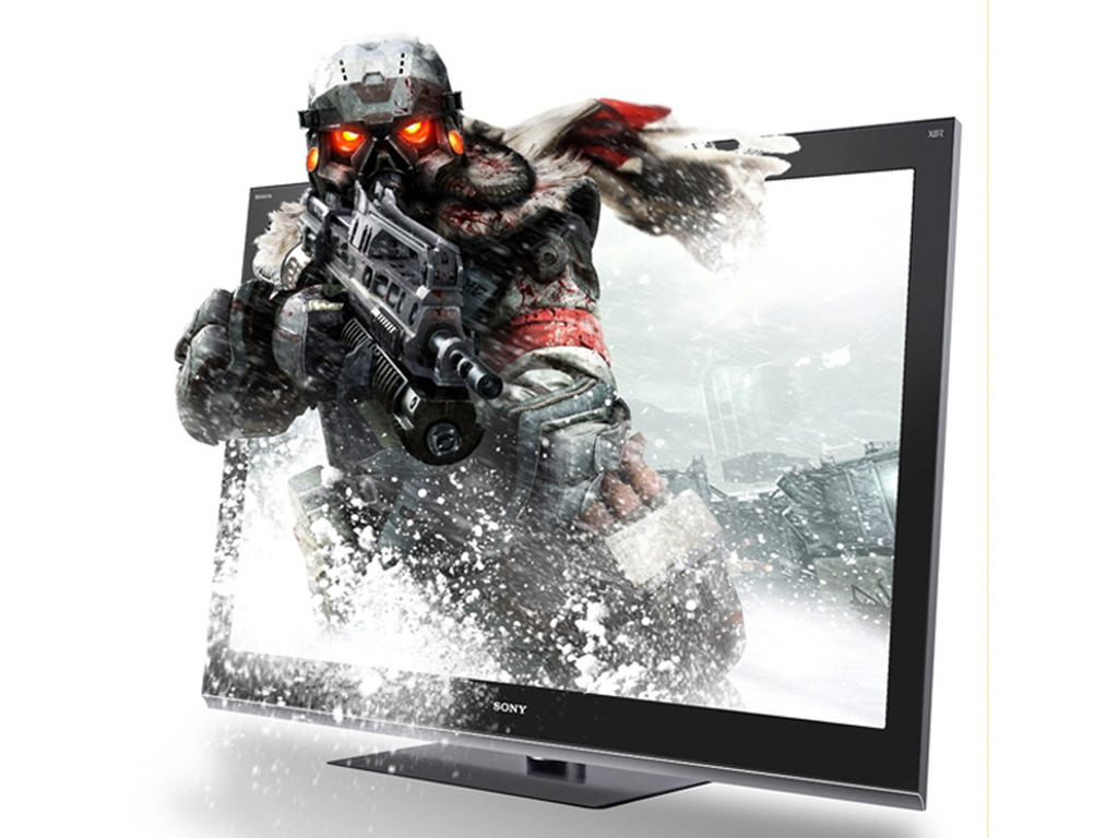 Instant 3D - Your games in real 3-D on your 2-D and 3-D TVs's video poster