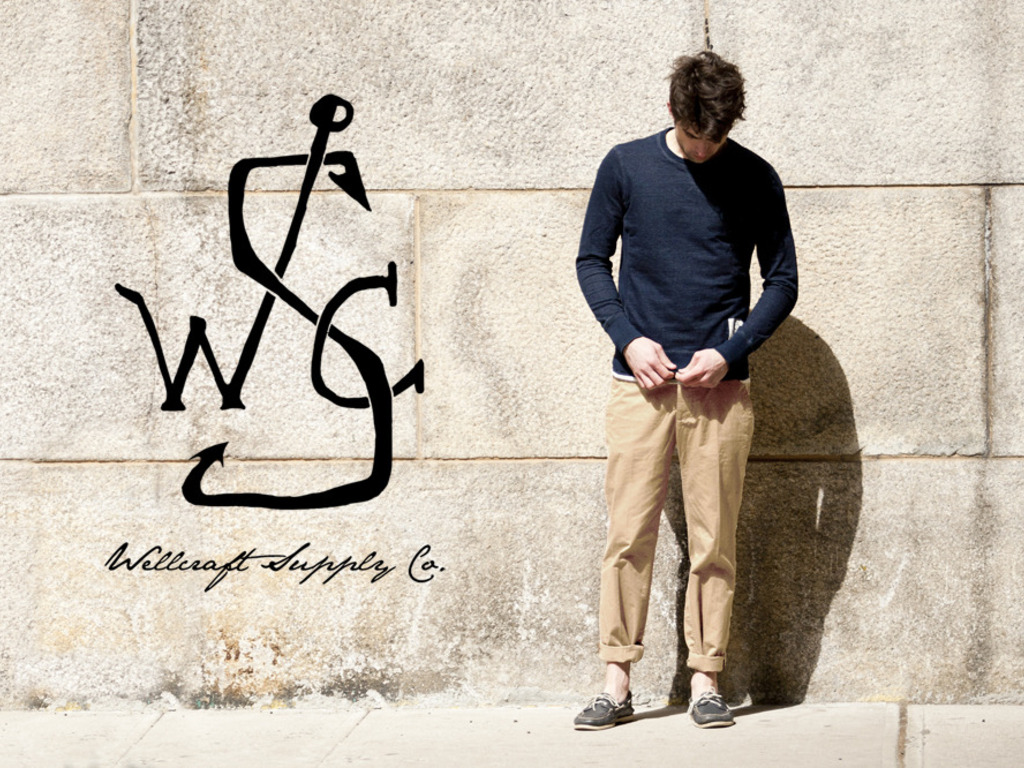 Wellcraft Supply Co. : Trousers with Free Hemming Service's video poster
