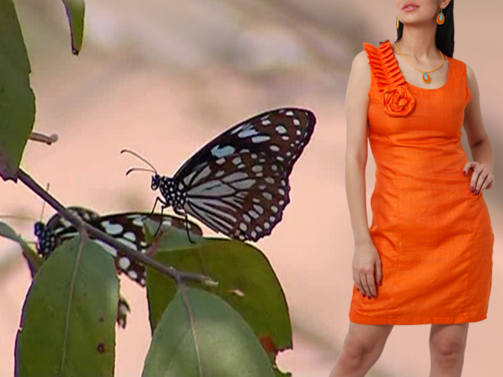 Supezas: Personalized Silk Dresses for Women's video poster