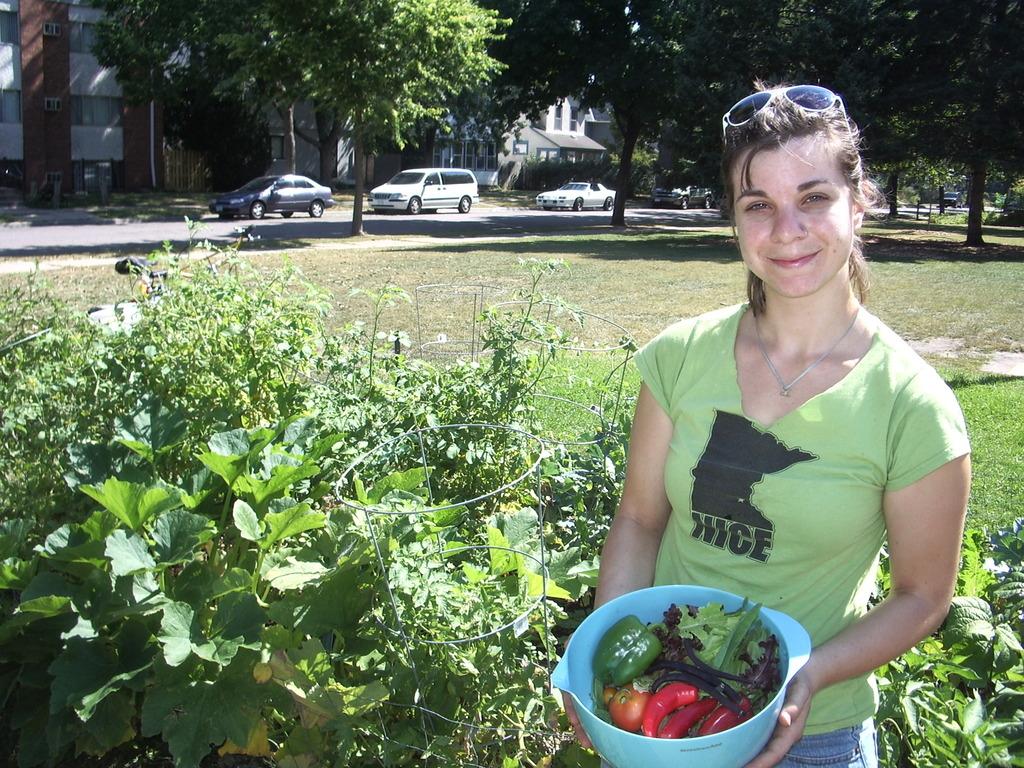 Gardens for Food Shelves = Training for Urban Farmers's video poster