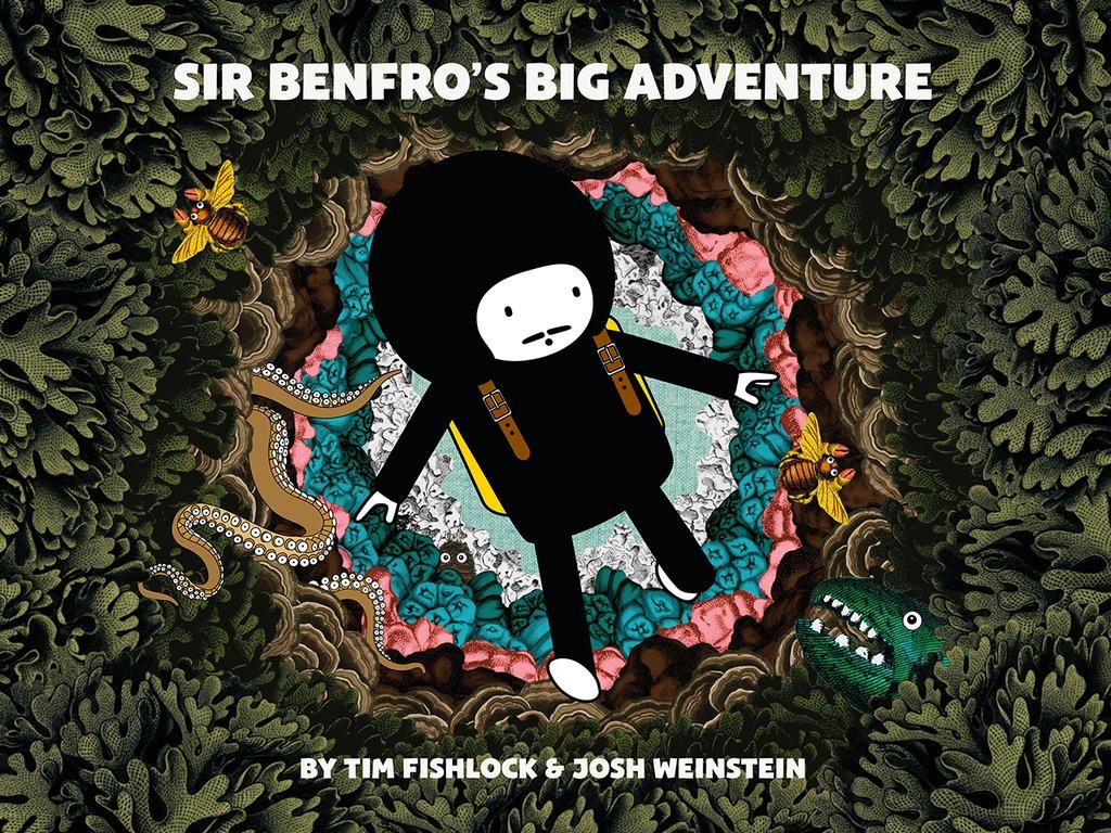 Sir Benfro's Big Adventure's video poster