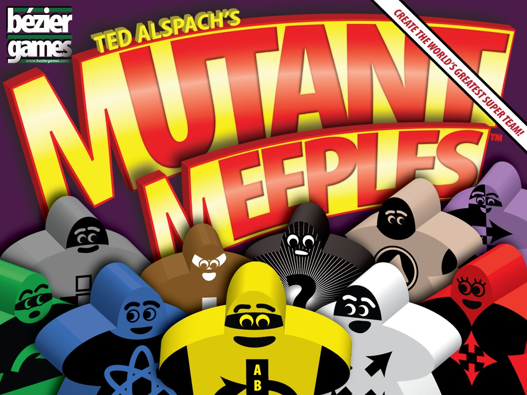 Mutant Meeples's video poster