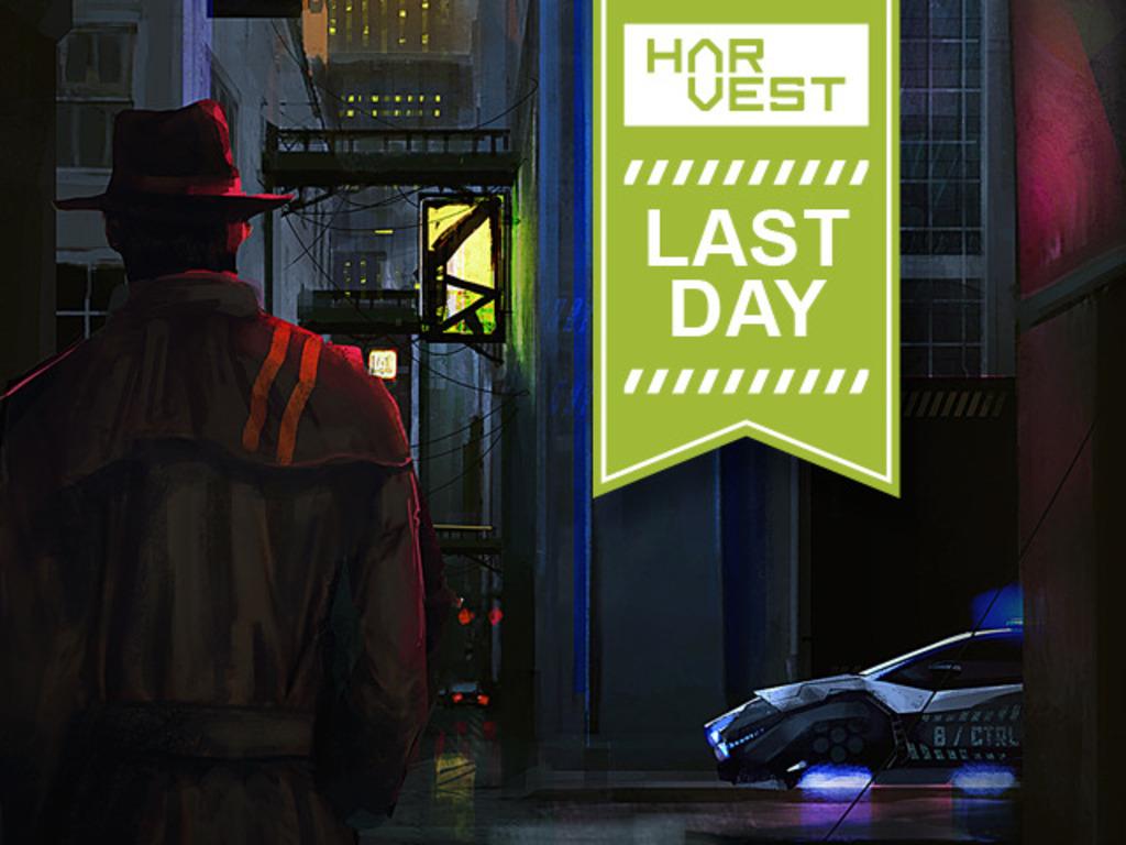 Harvest's video poster