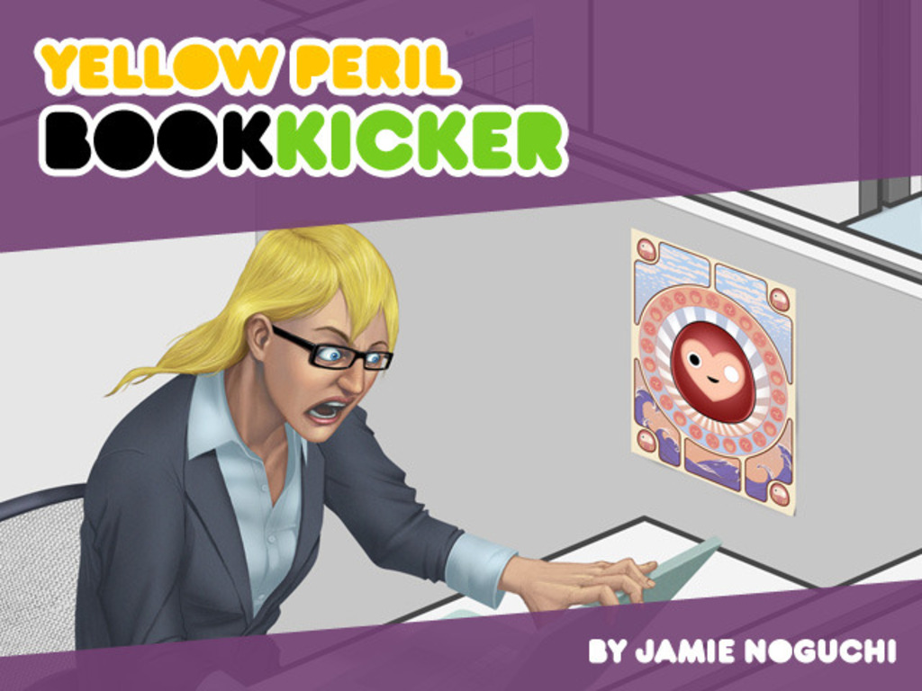 Yellow Peril Book Kicker!'s video poster