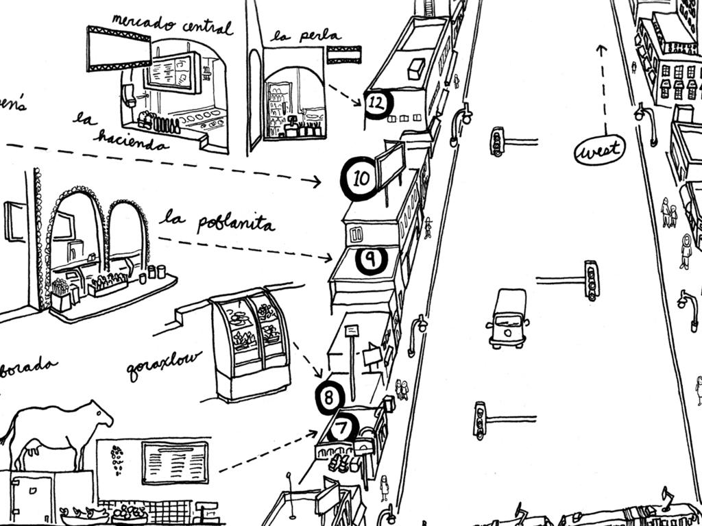 The Secret Atlas of North Coast Food's video poster