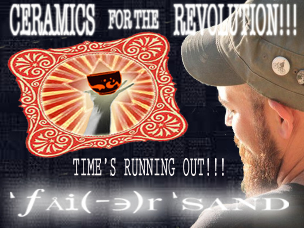 Ceramics for the Revolution!!!'s video poster