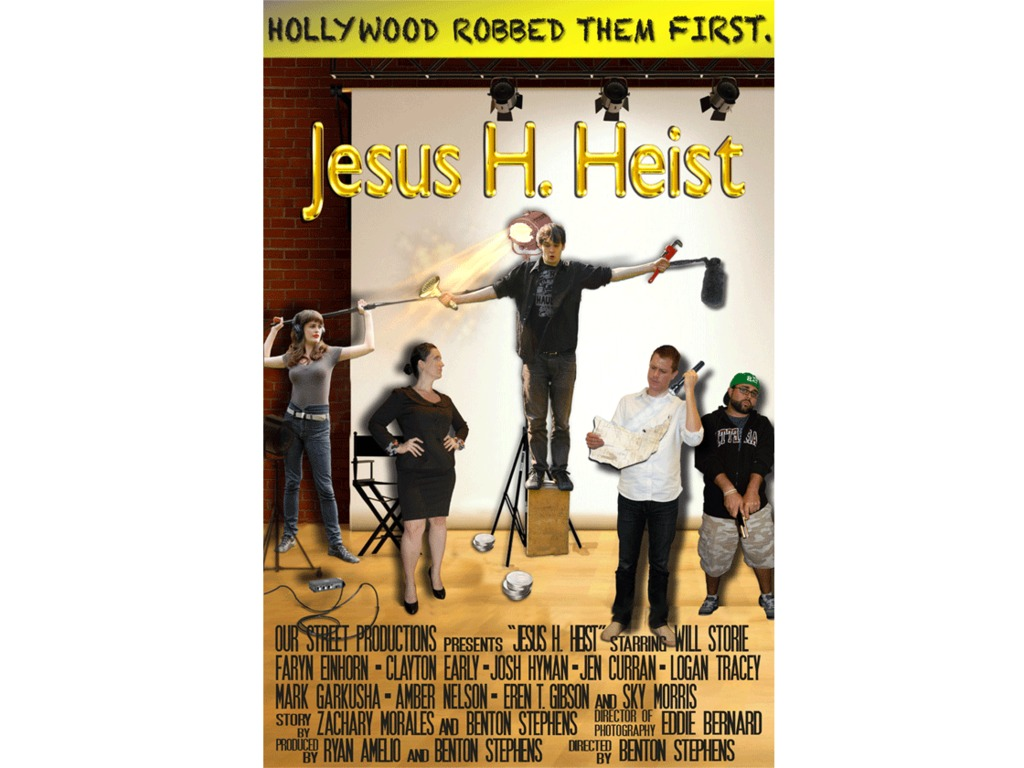 The Heist of the Heist Movie: Hollywood robbed them first...'s video poster