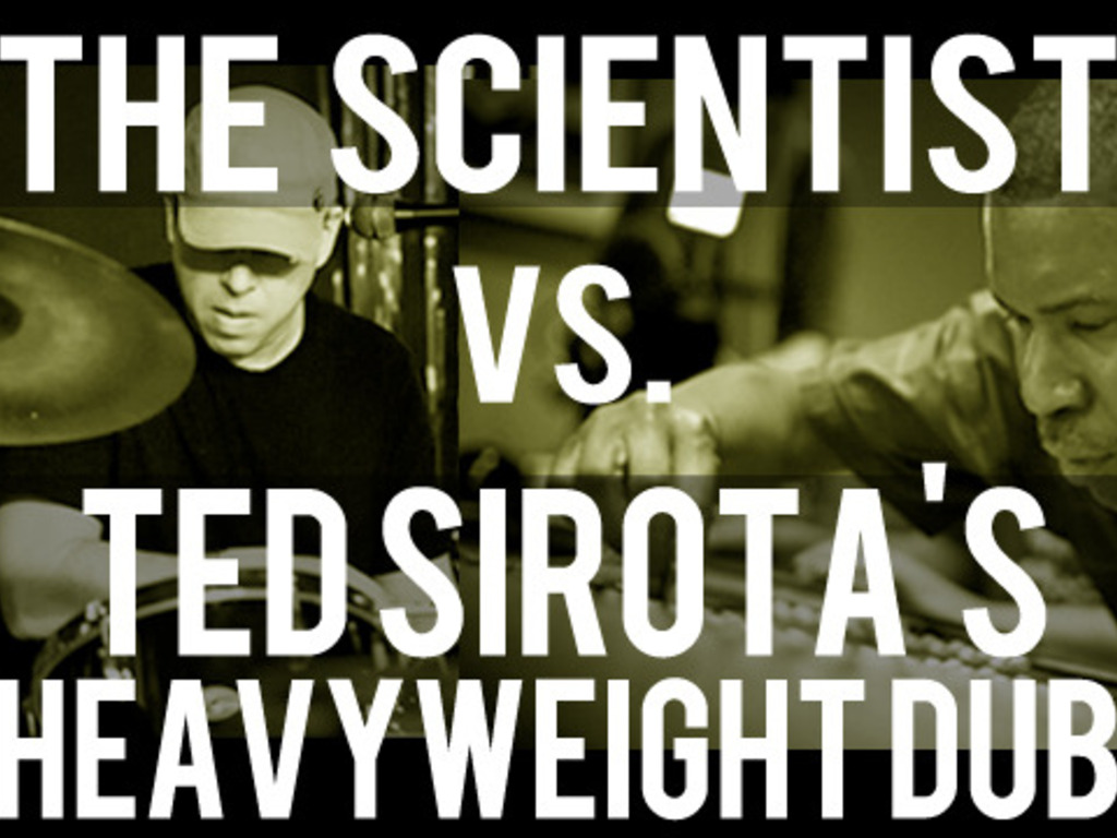 The Scientist vs. Ted Sirota's Heavyweight Dub - CD/Record's video poster