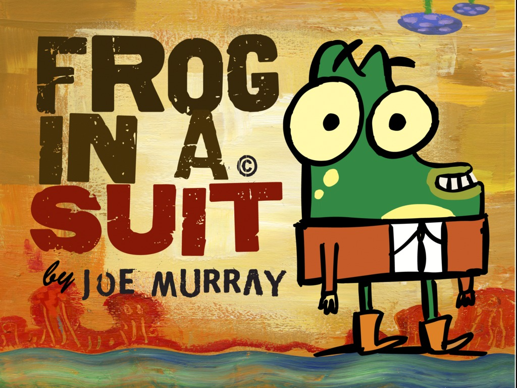 Launch an All-Cartoon Web Channel called KaboingTV.com with Rocko Creator Joe Murray's video poster
